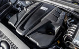 Porsche Macan S 2019 first drive review - engine