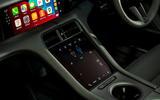 11 Porsche Taycan Cross Turismo 4S 2021 UK FD centre console