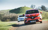 Renault Clio - hero front