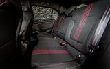 11 Renault Megane E Tech phev 2021 UK FD rear seats