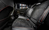 Renault Megane Sport 2020 UK first drive review - rear seats