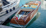 Riva Aquarama 1968 - static rear