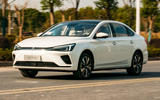 Roewe R ER6 2020 first drive review - on the road side