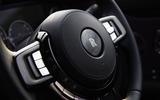 Rolls Royce Ghost 2020 UK first drive review - steering wheel