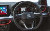 11 Seat Ibiza FL 2021 FD steeringwheel