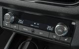 Skoda Kamiq 2019 UK first drive review - climate controls