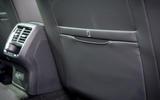 Skoda Octavia IV 2020 first drive review - rear seats