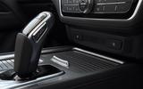 11 Ssangyong Rexton 2021 UK FD gearstick