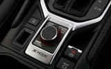 Subaru Forester eBoxer 2019 UK first drive review - centre console