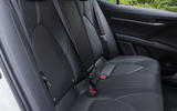 11 Toyota Camry 2021 FD RearSeats