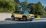11 Toyota Yaris Cross 2021 UK LHD preprod static front
