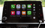 Vauxhall Combo Life 2018 UK first drive review Apple CarPlay support