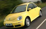 Volkswagen Beetle - tracking front