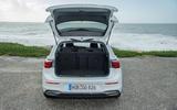 Volkswagen Golf 2020 first drive review - boot