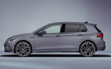 Volkswagen Golf GTD 2020 - stationary side