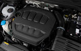 Volkswagen Golf R 2020 first drive review - engine