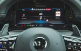 11 Volkswagen Golf R performance pack 2021 UK FD instruments