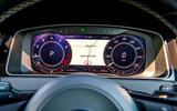 Volkswagen Golf R Performance Pack 2018 review digital dials