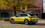 Volkswagen ID 4 2021 first drive review - static rear
