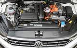 Volkswagen Passat GTE Estate 2019 first drive review - engine