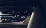 Volkswagen Tiguan Life 2020 UK first drive review - climate controls