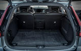 Volvo V60 Cross Country 2019 first drive review - boot