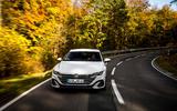 Volkswagen Arteon Shooting Brake eHybrid 2020 first drive review - cornering front