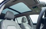 11 VW Golf Estate 2021 UK FD sunroof
