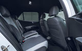 11 VW ID 3 Tour Pro S 2021 UK FD rear seats