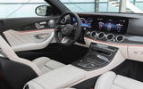Mercedes-Benz E-Class 2020 - interior