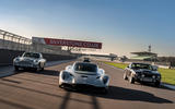 Aston Martin 007 group - tracking front