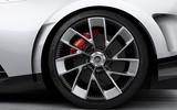2020 Bugatti Centodieci reveal - wheel