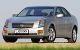 V6 Caddy CTS