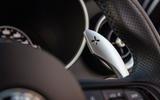 Alfa Romeo Stelvio Sprint 2020 UK first drive review - paddle shifters