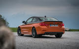 Alpina B4 99 Edition 2019 first drive review - static rear
