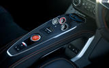 Alpine A110 S 2020 UK first drive review - centre console
