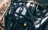 Aston Martin DBS Superleggera Volante 2019 UK first drive review - engine
