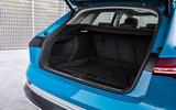 Audi E-tron quattro 2018 first drive review - boot