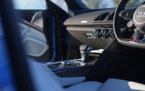 Audi R8 RWD 2020 UK first drive review - centre console