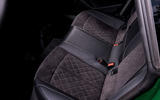 Audi RS5 Sportback 2019 first drive review - rear seats