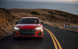 Audi RS6 Avant 2019 first drive review - on the road nose
