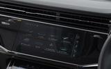 12 Audi SQ8 2021 UK FD infotainment