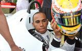 12 Autocar favourite racing drivers Lewis Hamilton young