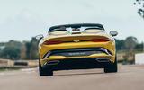 Bentley Bacalar - hero rear