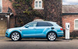 Bentley Bentayga Hybrid 2020 UK first drive review - static side