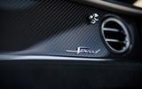 12 Bentley Continental GT Speed 2021 UK FD dashboard trim