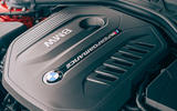 Birds BMW m140i 2020 UK first drive review - engine