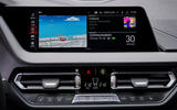 BMW 2 Series Gran Coupe 220d 2020 first drive review - infotainment
