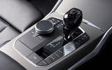 BMW 3 Series Touring 330d 2019 UK first drive review - centre console