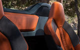 BMW i8 Roadster 2018 UK first drive review - wind break